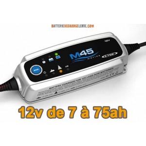 Chargeur batterie CTEK M45