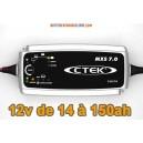 Chargeur batterie CTEK MXS 7.0