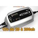 Chargeur batterie CTEK MXS 10