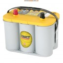 Batterie camping car OPTIMA Yellow Top  YTS 4.2 12v 55ah