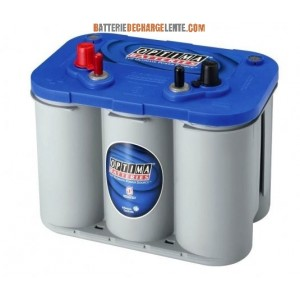 Batterie marine OPTIMA Blue Top BTDC 4.2 12v 55ah