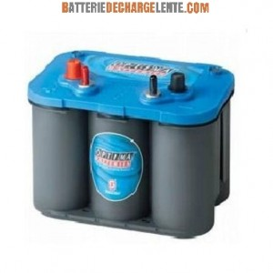 Batterie marine OPTIMA Blue Top BTSLI 4.2 12v 50ah