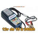 Chargeur batterie OPTIMA 6 de 3 à 240ah