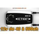 Chargeur batterie CTEK MXS 25